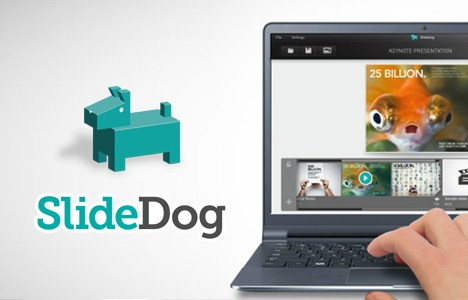 SlideDog: useful tool to avoid awkward presentation mistakes