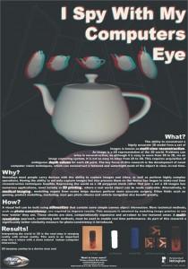 I spy with my computers eye