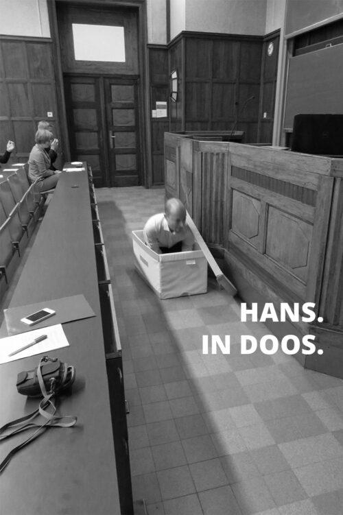 Hans in Doos