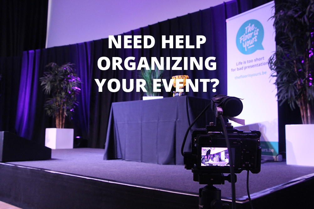Need help organizing your event