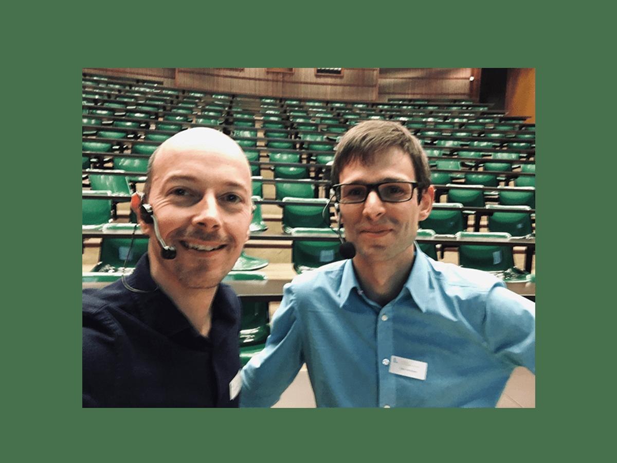 Keynote Hans and Toon